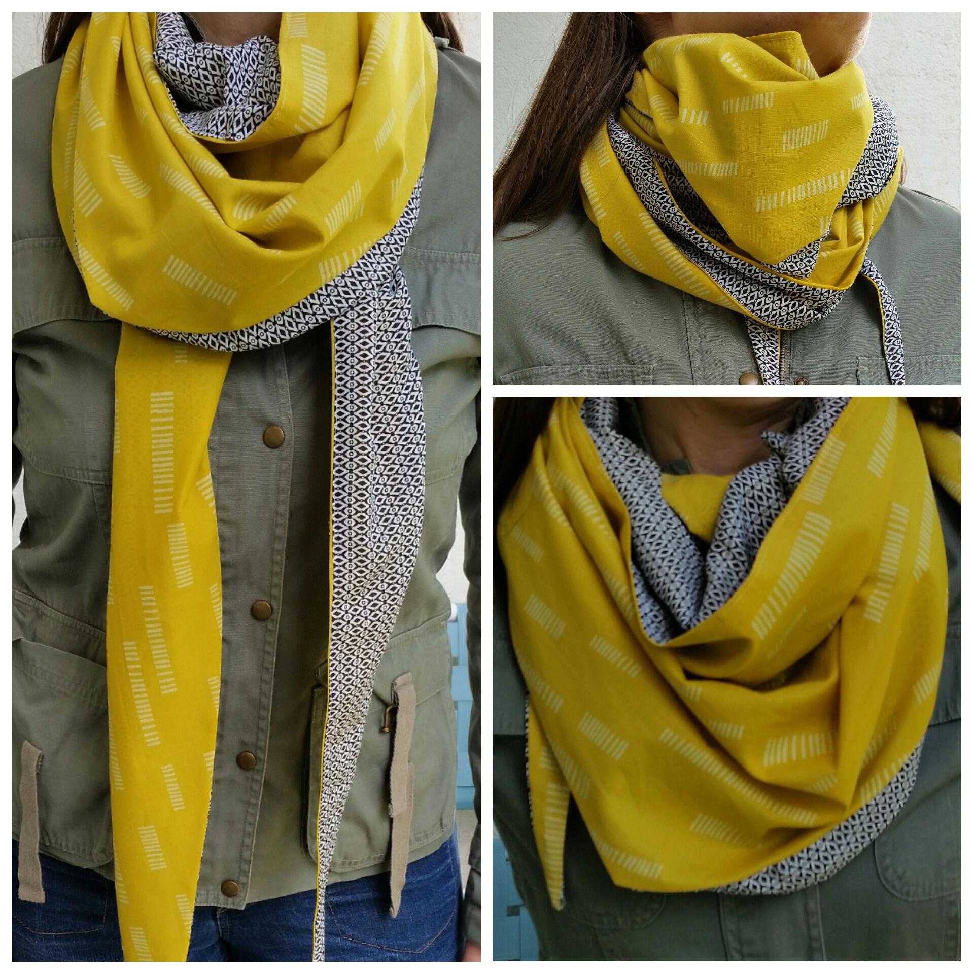 coudre un foulard - 36 bobines-1